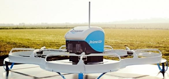 Livraison par drone : La Poste et Amazon donnent le coup d'envoi - lesnumeriques.com