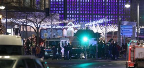 Nine Dead.Dozens injured in Berlin attack. Credit:Chicago.Suntimes.com