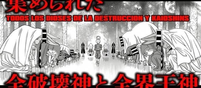 Los 12 Dioses de la destrucción en HD y subtitulado