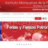 El Instituto Mexiquense de la Pirotecnia fue fundado precisamente por el Organismo Público Descentralizado de la Segreteria General de Gobierno