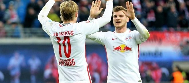 Fußballbundesliga: Macht Leipzig die Sensation komplett?