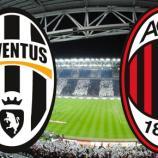 Dove vedere Juve Milan di supercoppa in tv