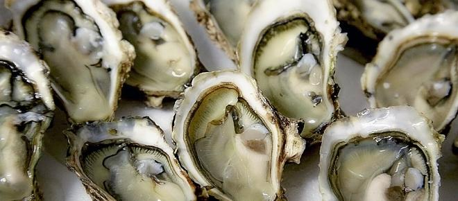 #Noel. Nos bonnes huîtres françaises...