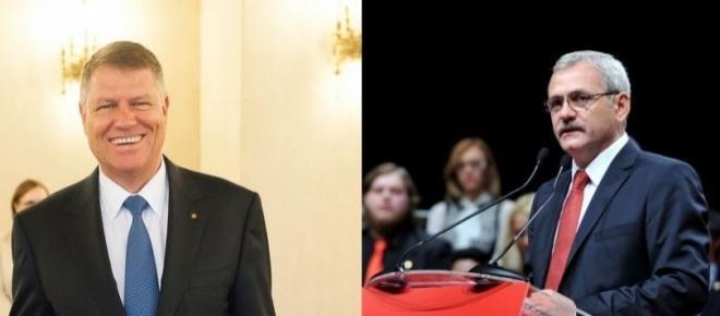Numele noului premier încă se joacă între Iohannis și Dragnea