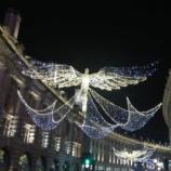 Angels at Regent Street- London photo by Amanda (Author)