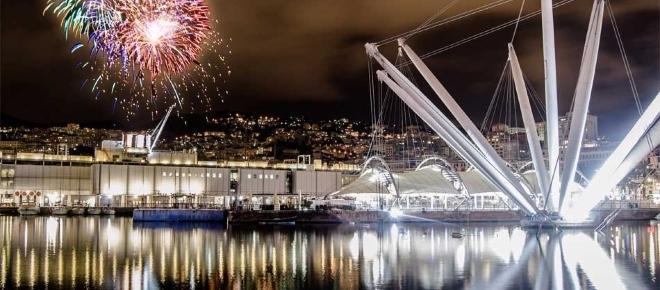 Un Capodanno 2017 speciale a Genova