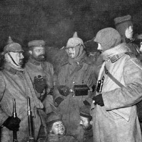 Centodue anni fa, la 'tregua di Natale' durante la Grande Guerra