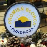 """Logo fundacji """"Promień Słońca"""""""