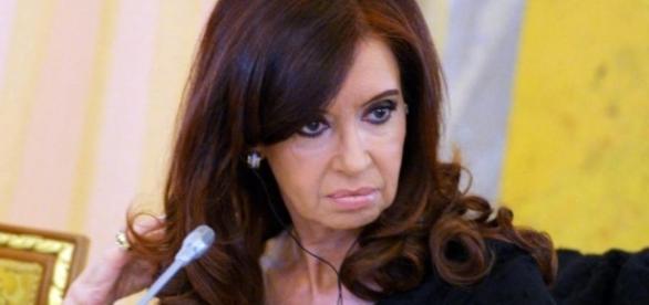 Cristina Kirchner ex presidenta de la nación