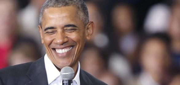 Obama believes he'd beat Trump while painting Hillary as less than stellar candidate. Photo: Blasting News Library - politico.com