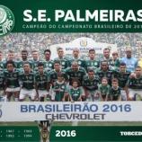 Palmeiras, Campeão Brasileiro de 2016
