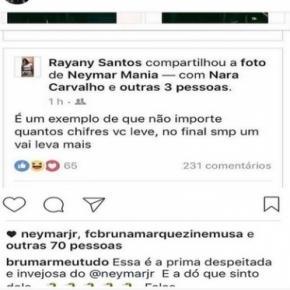 Resultado de imagem para prima do neymar