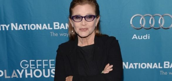 Carrie Fisher calls rumored 'slave Leia' ban stupid - CNN.com - cnn.com