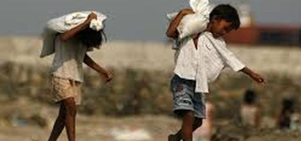 El trabajo infantil en Latinoamérica