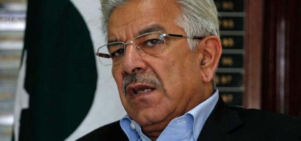 Khawaja Muhammad Asif, ministro della difesa del Pakistan