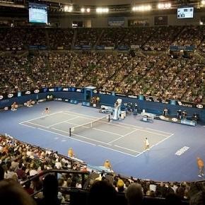 Rod Laver Arena (Credit: Steve Collis - wikimedia.org)