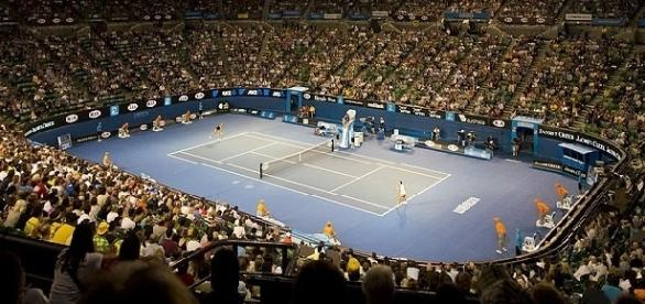 Rod Laver Arena (Credit: Steve Collis - wikimedia.org)
