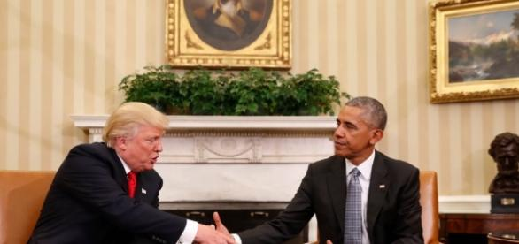 See President Barack Obama and President-Elect Donald Trump Meet ... - time.com