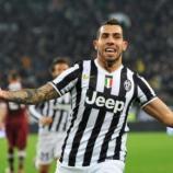 Carlos Tevez występował m.in. w Juventusie Turyn