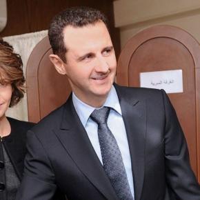 La biografía del presidente sirio