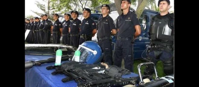 Tal como em toda a Europa, Portugal adopta medidas anti-terroristas nesta Passagem de Ano