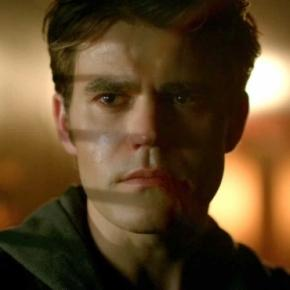 The Vampire Diaries 8x06: Stefan se sacrifica para salvar as gêmeas (Foto: CW/Screencap)