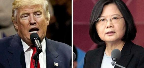 China hopes Trump call with Taiwan leader won't damage ties ... - chron.com