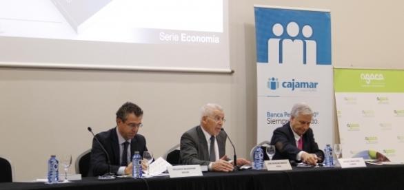 La presentaión del libro tuvo lugar en Santiago de Compostela.
