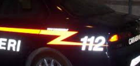 Le forze dell'ordine accorse nel luogo dell'incidente a Torino (Immagine d'archivio)