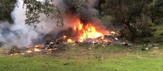 Espanha: avioneta despenha-se em Toledo, provocando 4 mortes
