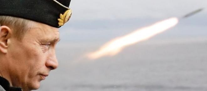 Putin develops hypersonic weapon, experts say