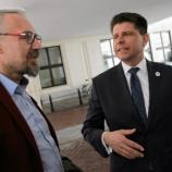 Petru i Kijowski - o nich jest głośno (foto wyborcza.pl)
