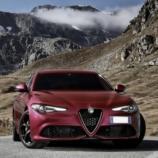 Alfa Romeo Giulia Veloce con trazione Q4