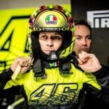 Valentino Rossi vince il suo 5 rally di Monza.