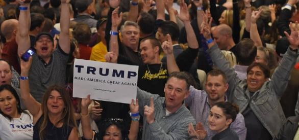 enthusiasm for Trump - wordpress.com Blasting news support