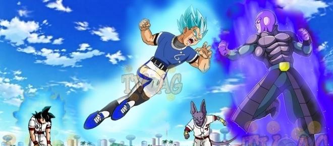Dragon Ball Super: Hit llega a la tierra para matar a Goku