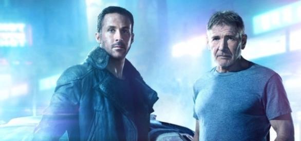 Ryan Gosling et Harrison Ford dans Blade Runner 2049 (04/10)