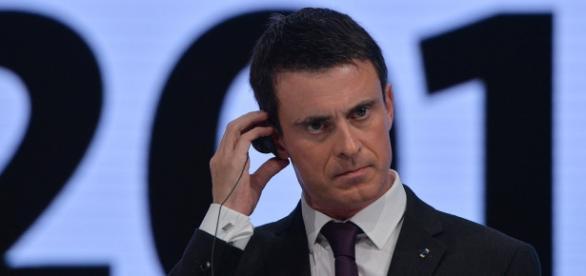 Manuel Valls - gouvernement - CC BY