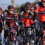 BMC, al Giro d'Italia con due opzioni