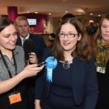 Caroline Johnson wins Sleaford and North Hykeman by-election (Credit: PA)