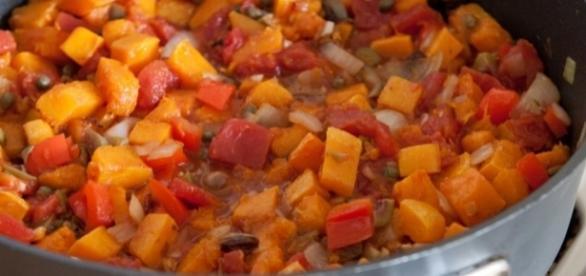 Caponata, ricetta rivisitata: ecco una valida alternativa ad un piatto classico.