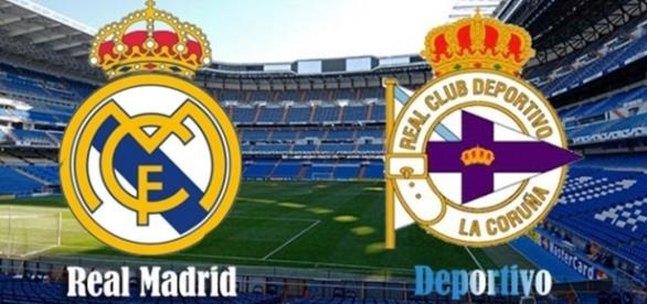 O Real Madrid procura manter a vantagem de seis ponto na liderança da Liga Espanhola