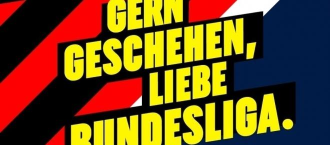 RB Leipzig verlief und wird wieder verspottet