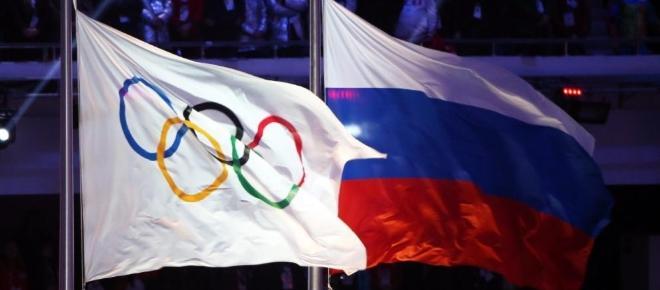 Systematisches Doping an russischen Athleten