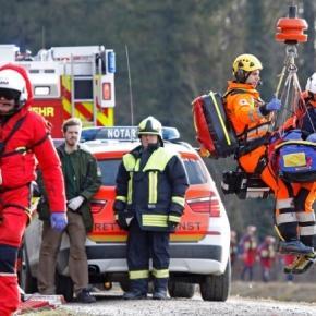 O româncă printre victimele accidentului feroviar