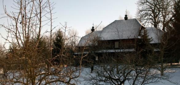 cerkiew w Łuczycach, fot. Łukasz Skłodowski