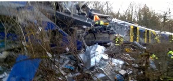 Primele ipoteze ale accidentului din Germania