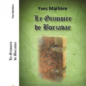 En couverture, le grimoire de Borzavar