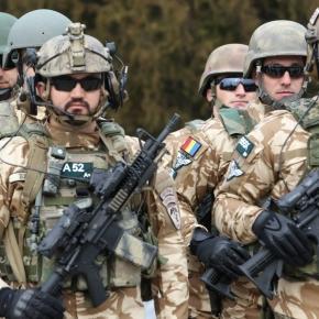 Militarii romani vor lupta impotriva ISIS