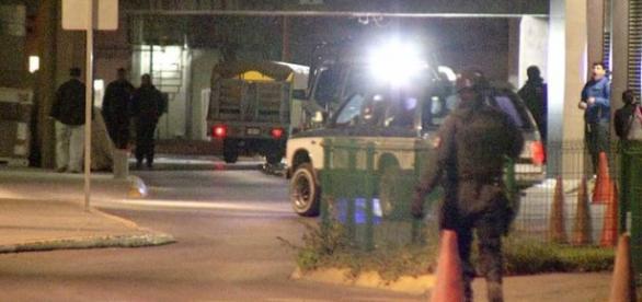 Foto periódico El Horizonte de Monterrey